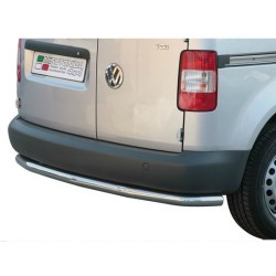 PROTECTION ARRIERE INOX 63 VW CADDY 2004- CE - accessoires 4X4 MISUTONIDA