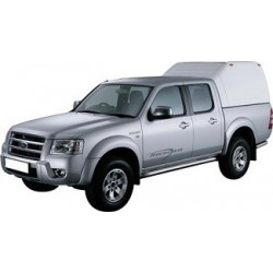 HARD TOP TOIT HAUT UTILITAIRE FORD RANGER 2006- EXTRA CAB