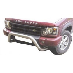 SUPER BAR INOX Ø 76 LANDROVER DISCOVERY 2 2003- 2005