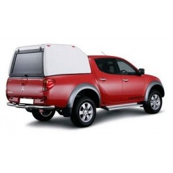 HARD TOP TOIT HAUT UTILITAIRE MITSUBISHI L200 DOUBLE CAB