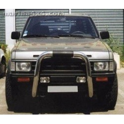 BIG BAR INOX Ø 76 NISSAN KING CAB 1992- 1997