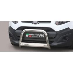 MEDIUM BAR INOX 63 FORD TRANSIT CONNECT 2014- - CE accessoires 4x4 MISUTONIDA