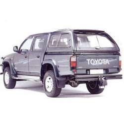 Hard top CARRYBOY TOYOTA HILUX DOUBLE CAB 1998-2005 - accessoires 4X4 MISUTONIDA