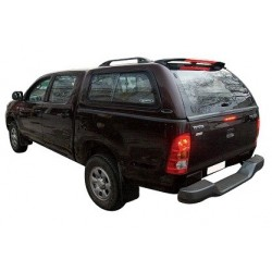 Hard top CARRYBOY TOYOTA VIGO 2005- SIMPLE CAB AVEC VITRES LATERALES