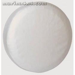 COUVRE ROUE PVC Ø 78 BLANC- accessoires 4X4 MISUTONIDA