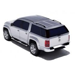 HARD TOP ACIER VOLKSWAGEN AMAROK 2010- DBL CAB MARRON TOFFE BROWN H8Z - accessoires 4X4