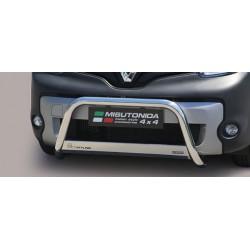 MEDIUM BAR INOX D.63 RENAULT KANGOO 2014- CE - accessoires 4X4 MISUTONIDA