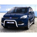 Protection avant INOX 70 FORD KUGA 2013- CE accessoires 4x4 ANTEC