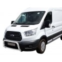 Protection avant INOX 60 FORD TRANSIT 2014- - CE accessoires 4x4 MISUTONIDA
