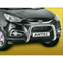 Protection avant INOX 60 HYUNDAI IX35 2010-2014 - CE accessoires 4x4 ANTEC