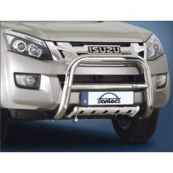 Protection de pont INOX 42 ISUZU DMAX 2012- - CE accessoires 4X4 ANTEC