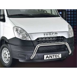Protection avant INOX 60 IVECO DAILY 2011- - CE accessoires 4x4 ANTEC