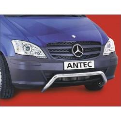 Protection avant INOX 60 MERCEDES VITO 2010- - CE accessoires 4x4 ANTEC
