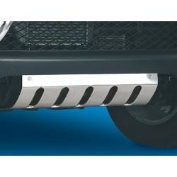 Panneau de protection de pont INOX MITSUBISHI L200 2014- - CE accessoires 4X4 ANTEC