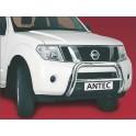 Protection avant INOX 42 NISSAN PATHFINDER 2010- - CE accessoires 4X4 Antec