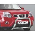 Protection avant INOX 60 NISSAN X TRIAL 2010- - CE accessoires 4X4 ANTEC