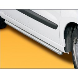 Protection laterale INOX 60 PEUGEOT EXPERT TEPEE 2012- - CE accessoires 4x4 ANTEC