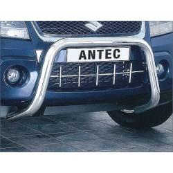 Protection avant INOX 60 SUZUKI GRAND VITARA 2012 - - CE accessoires 4X4 ANTEC