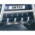 Protection de pont INOX SUZUKI GRAND VITARA 2012 - - CE accessoires 4X4 ANTEC