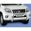 Protection avant INOX 76 TOYOTA LAND CRUISER 150 2009-2013 - CE accessoires 4x4 ANTEC