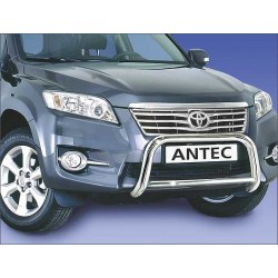 Protection avant INOX 60 TOYOTA RAV 4 2010- - CE accessoires 4X4 ANTEC