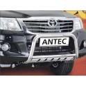 Panneau de protection de pont INOX TOYOTA HILUX 2012- - CE accessoires 4x4 ANTEC