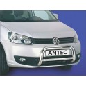 Protection avant INOX 60 VW CADDY 2010- - CE accessoires 4X4 ANTEC