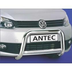 Protection avant INOX 60 VOLKSWAGEN TOURAN 2010- - CE accessoires 4X4 ANTEC