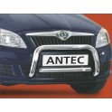 Protection avant INOX 60 SKODA ROOMSTER 2010- -CE accessoires 4X4 ANTEC