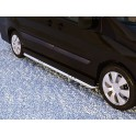 Barre laterale ovale INOX 90 PEUGEOT EXPERT TEPEE 2012- - CE accessoires 4x4 ANTEC