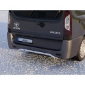 Protection arriere INOX 42 TOYOTA PROACE 2013- - CE accessoires 4X4 ANTEC