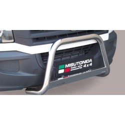 MEDIUM BAR INOX D.63 VOLKSWAGEN CRAFTER 2011- CE - accessoires 4x4 MISUTONIDA
