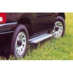 Marche pieds ALU S50 SUZUKI GRAND VITARA 5 PORTES 1998- 2005 - accessoires 4x4