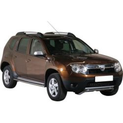 TUBES PROTECTION MARCHE-PIEDS INOX 40 DACIA DUSTER 2010- - accessoires 4X4 MISUTONIDA