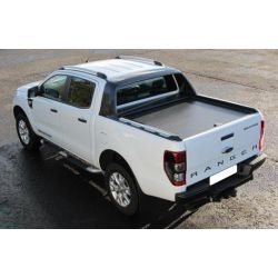 ROLL TOP COVER FORD RANGER WILDTRAK 2012- DOUBLE CABINE