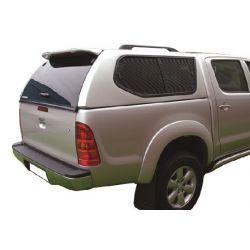 HARD TOP SLINE GLSNISSAN NP300 2008- DOUBLE CAB VITRES