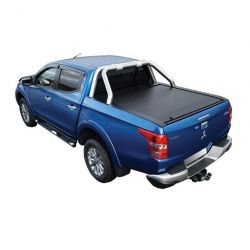 ROLL BAR INOX D.76 COMPATIBLE RTC MITSUBISHI L200 2016- CLUB CAB