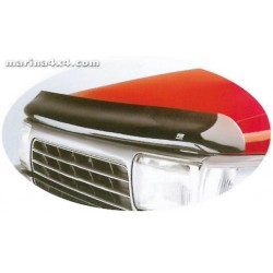 SUPER GUARD AUDI Q7 2006- (DEFLECTEUR DE CAPOT TEINTE)