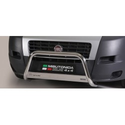 MEDIUM BAR INOX 63 FIAT DUCATO 2006- CE accessoires 4x4 MISUTONIDA