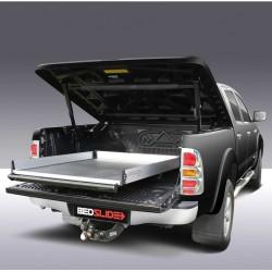 PLATEAU COULISSANT FORD RANGER 2009 - 2011 DOUBLE CAB - accessoires 4X4 MISUTONIDA