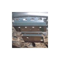 PROTEGE VITESSE/TRANSFERT FORD RANGER 10/1999- 2007 ACIER 3MM