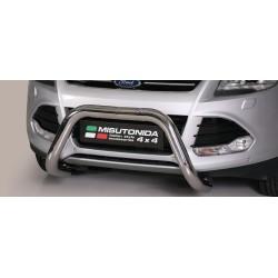 SUPER BAR INOX 76 FORD KUGA 2013- CE accessoires 4x4 MISUTONIDA