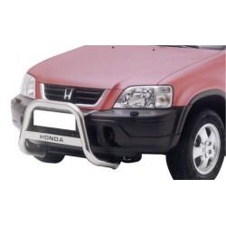 MEDIUM BAR INOX 63.5 HONDA CRV - 2002 - accessoires 4X4 MISUTONIDA