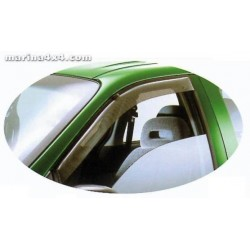 DEFLECTEUR D'AIR HYUNDAI SANTA FE 2006- - accessoires 4X4 MISUTONIDA