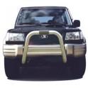 RAMM BIG BAR INOX Ø 76 HYUNDAI GALLOPER 1998- 2002