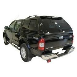 Hard top CARRYBOY ISUZU D-MAX DOUBLE CAB AV VITRE LATERALE 2004-