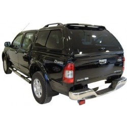 Hard top CARRYBOY ISUZU D-MAX DOUBLE CAB SS VITRE LATERALE 2004-