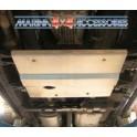 PROTEGE BOITE TRANSFERT ISUZU DMAX 2007- 8MM - accessoires 4X4 MISUTONIDA