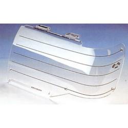 HEADLAMP GUARDS JEEP CHEROKEE 2002- PROTECTION PHARES PLEXI