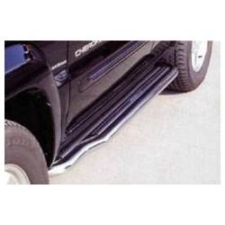 Marche pieds INOX 50 JEEP CHEROKEE 2001-2007 - accessoires 4X4 MISUTONIDA